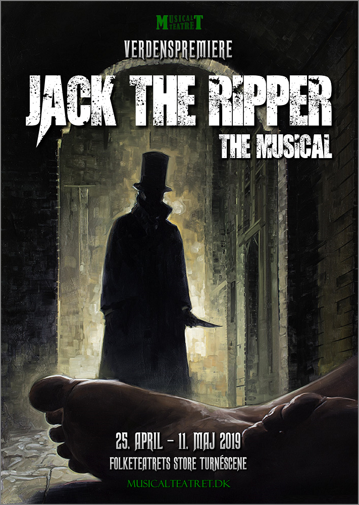 Jack the Ripper - The Musical (2019) MT