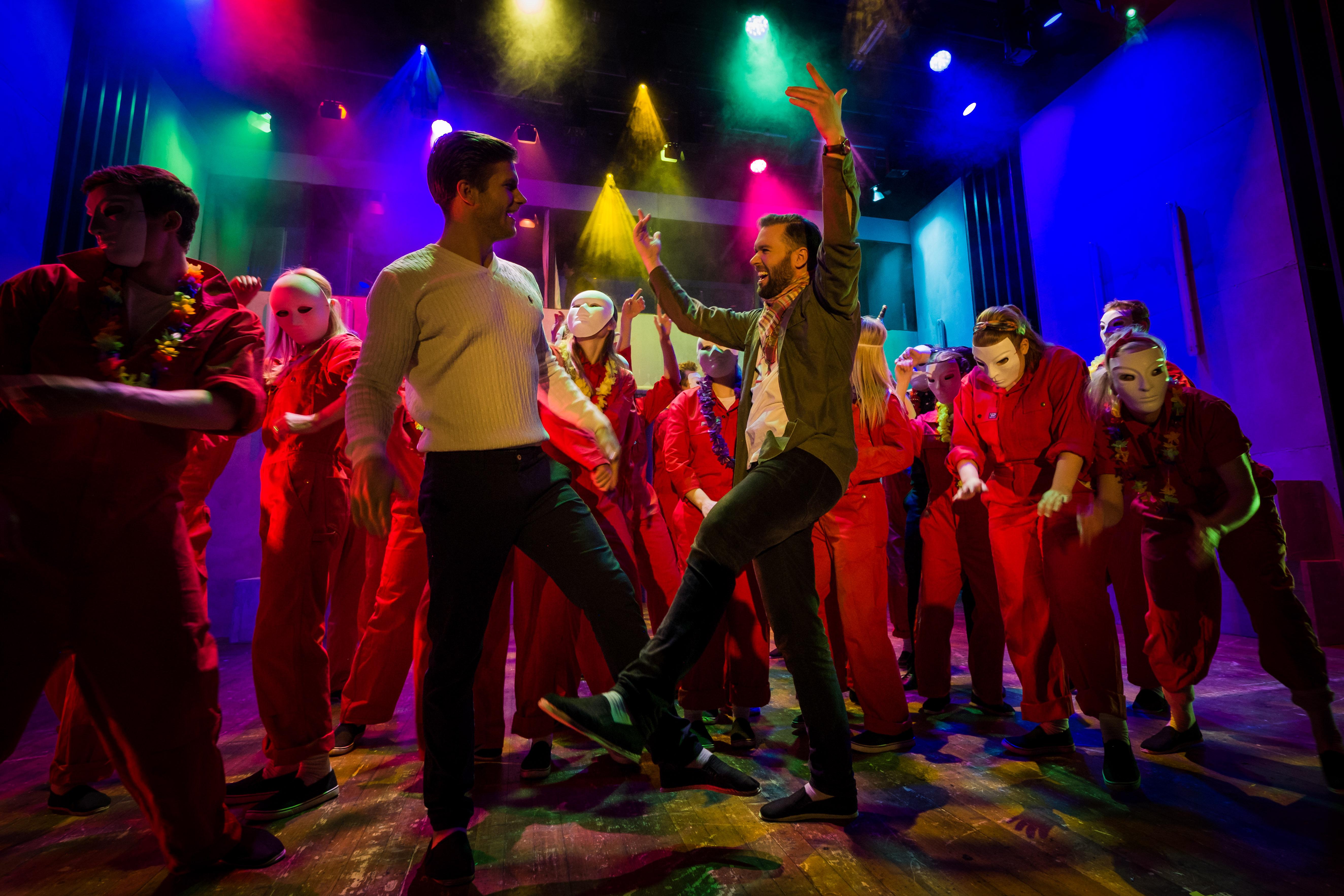 Tremmer 09 - Musicalteatret