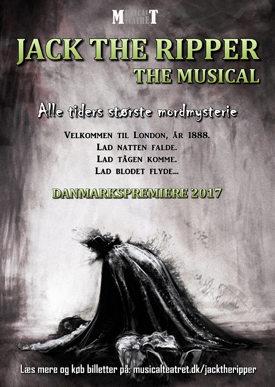 plakat Jack the Ripper hjemmeside