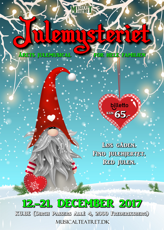 Julemysteriet (plakat) hjemmeside